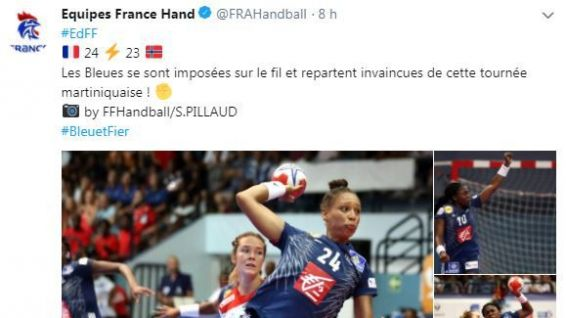 © FFHANDBALL/S.PILLAUD