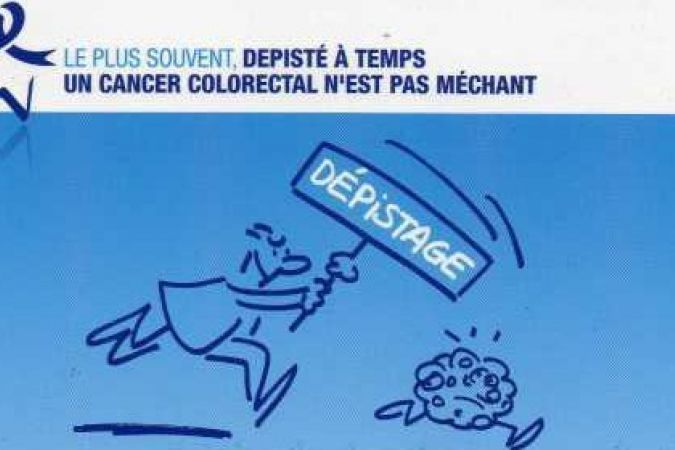 Image du dépistage du cancer colorectal