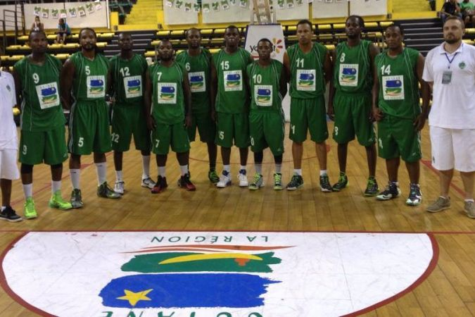 © Facebook : ligue régionale de basket-ball de la Guyane