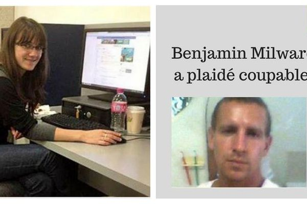 Australie : la française Sophie Collombet tuée par Benjamin Milward