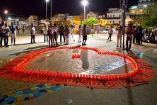 Hommage aux 160 personnes dont 152 martiniquais, victimes du crash de 2005 au Venezuela.