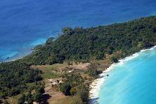 L'île de  Koh Rong au Cambodge ou se tournait Koh Lanta
