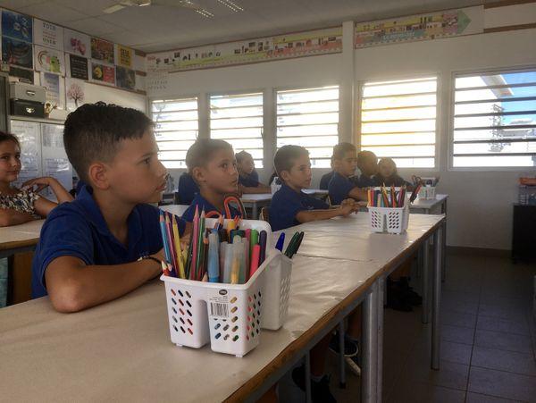 Rentrée 2021 à l'école Abel de Païta Sud