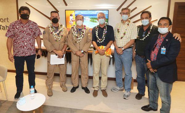 La Polynésie accueille un avion de la Nasa équipé pour observer les étoiles