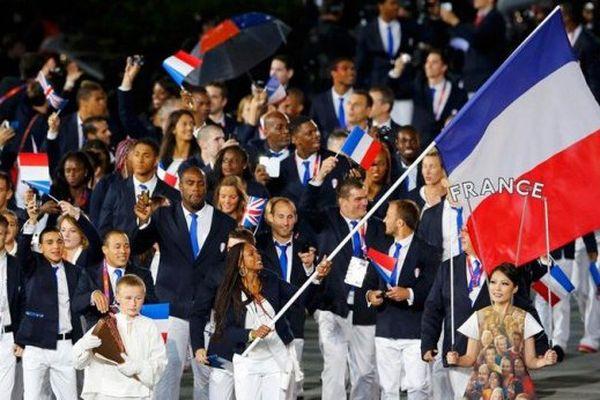La France aux JO