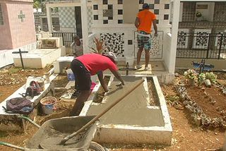 Nettoyage Toussaint