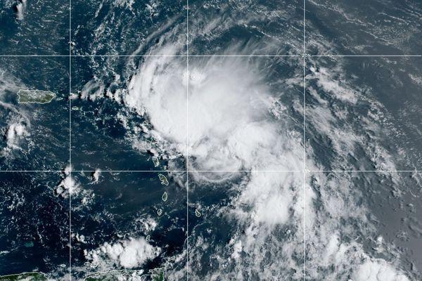 Tempête tropicale Laura