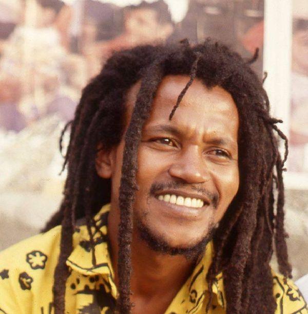 Le chanteur de seggae mauricien Kaya