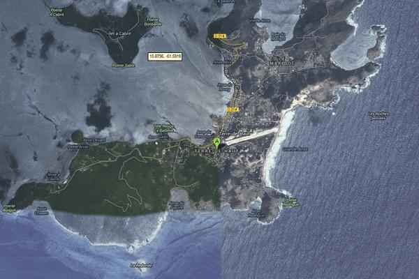 Terre-de-Haut maps