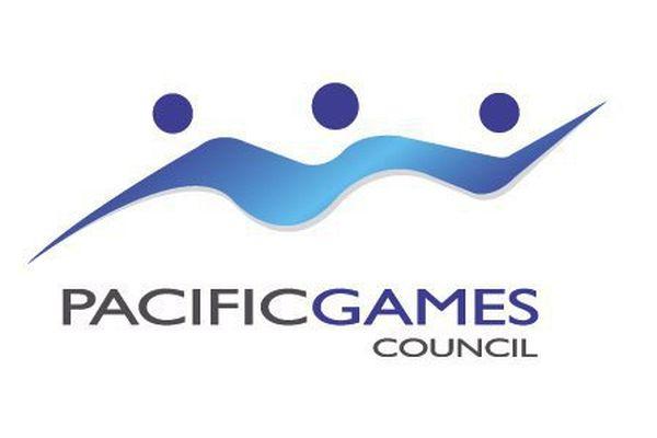 © PACIFIC GAMES COUNCIL SIGLE DU CONSEIL DES JEUX DU PACIFIQUE