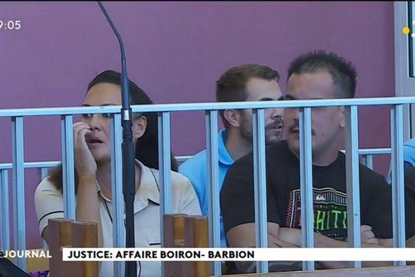 Les protagonistes de l'affaire Boiron – Barbion demandent leur mise en liberté