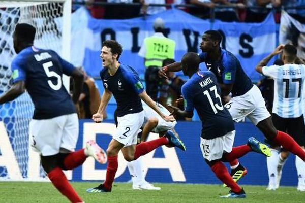 France Coupe du monde 2018