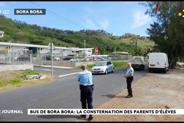 Deux chauffeurs de bus scolaires de Bora Bora condamnés pour ivresse au volant