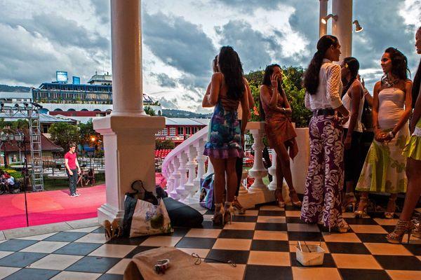 Filage Miss Tahiti 2014