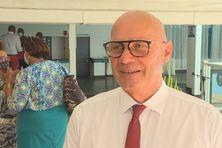 Yan Monplaisir, le maire de Saint-Joseph, candidat aux élections territoriales de juin 2021.
