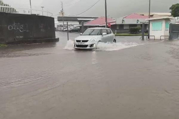 Inondations Punaauia