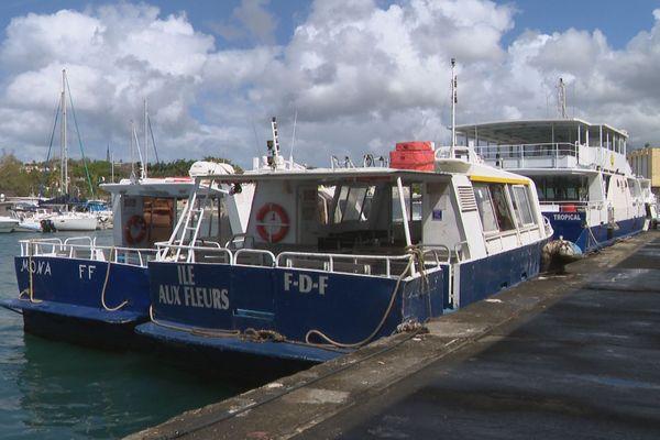 Navettes maritimes