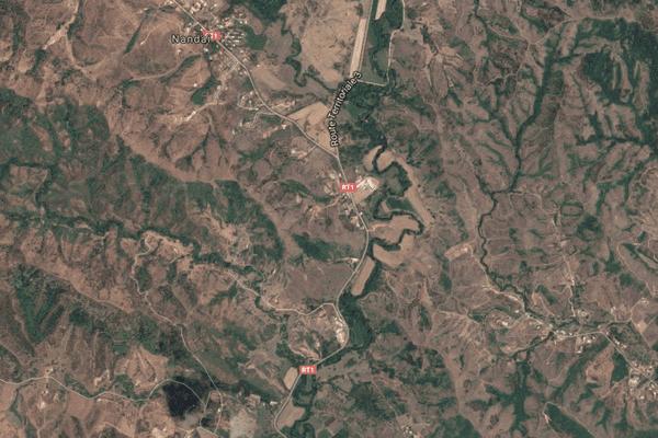 Bourail région de Nékou