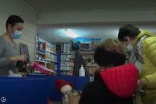 Un magasin de jouets, à Saint-Pierre et Miquelon.