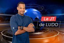 Ludovic Romain présente son JT de Ludo chaque semaine sur les réseaux sociaux.