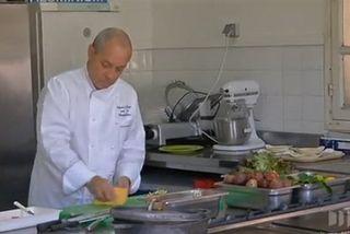 cuisinier visite présidentielle Hollande Juillet 2014
