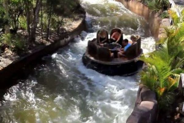 Australie. accident Dreamworld