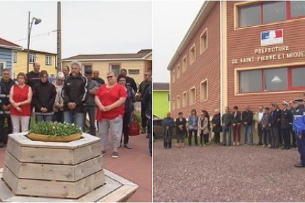 Minute de silence à Miquelon et à Saint-Pierre