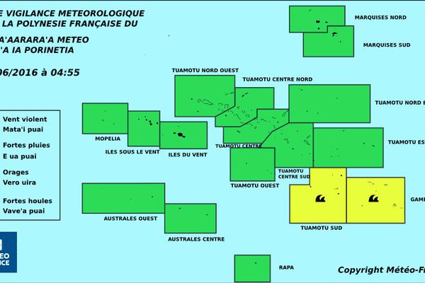 Vigilance météo pour les fortes houles 12 06 2016