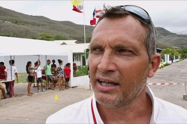 Ua Pou : un cross pour inciter les élèves au sport