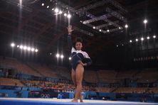 Mélanie de Jesus dos Santos participait à sa deuxième finale olympique jeudi à Tokyo.