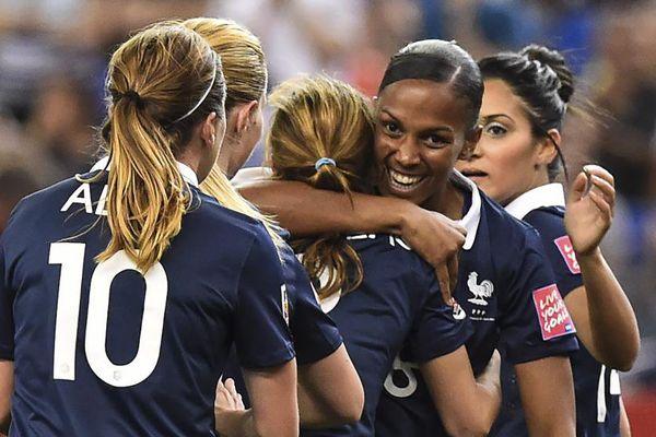 Football féminin les Bleues
