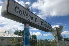 3 agents, une infirmière, une conseillère pédagogique et deux professeurs ont été testés positifs COVID au collège du 14ème Km au Tampon. Un protocole a été mis en place pour maintenir l'ouverture de l'établissement en assurant la sécurité des 900 élèves et du personnel.
