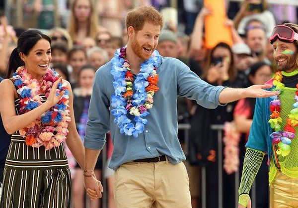 "Le prince Harry soutient ""One Wave at a time"" en Australie"