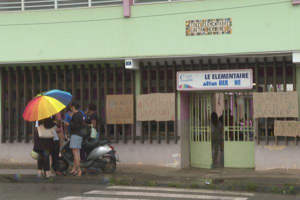 Ecole Gaëtan Hermine à Cayenne