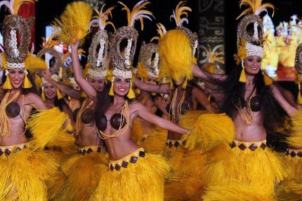 Heiva i Tahiti : Tamariki Poerani