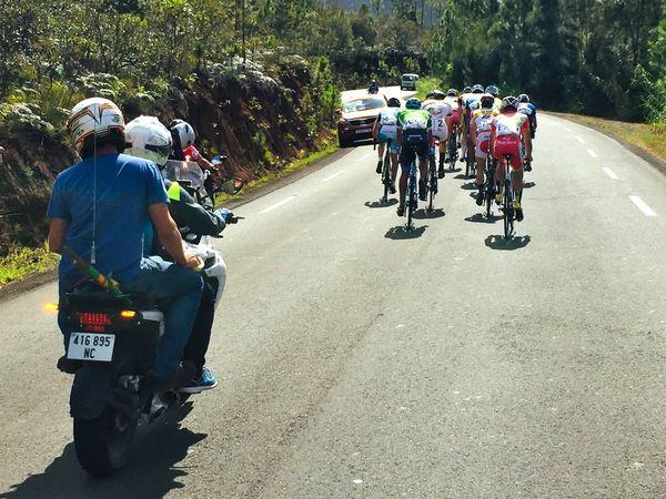 Tour cycliste 2019, étape du Mont-Dore, 25 octobre