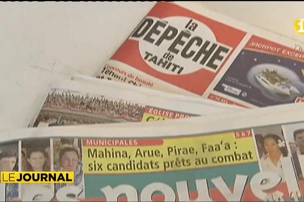 La guerre des actionnaires du groupe média Polynésie
