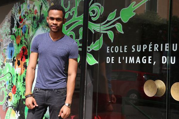 Portraits d'étudiants 2/4. Arrivé de Mayotte il y a 4 ans, Naftal Dylan raconte ses premières galères dans l'Hexagone