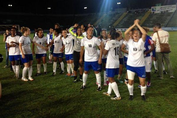 JIOI 2015 Football finale féminine