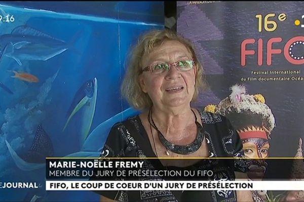 FIFO : le coup de cœur de Marie Noëlle Fremy