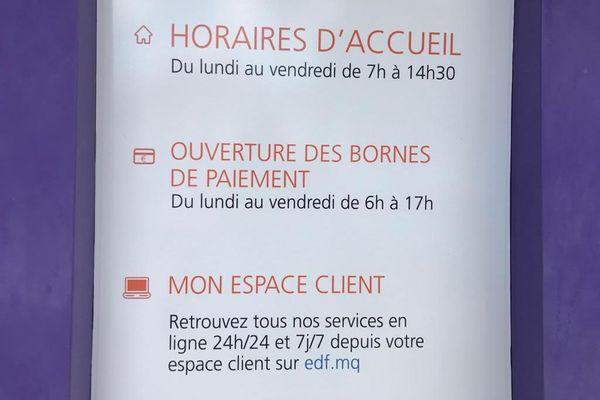 Accueils EDF