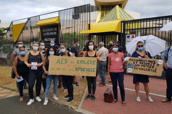 Les assistants d'éducation en grève pour en finir avec la précarité