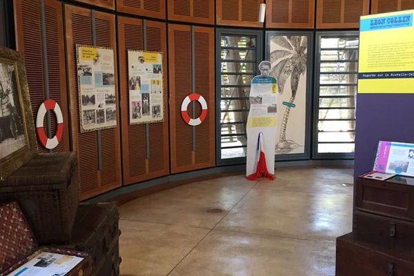 L'exposition Léon COLLIN au CCT