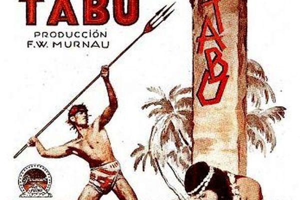affiche Tabu