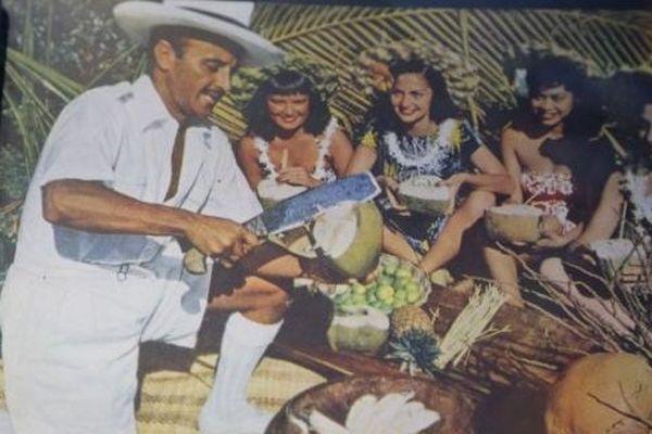 Photo Mouvement Tiki Pop