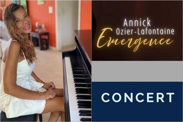 Piano / concert Annick Ozier-Lafontaine