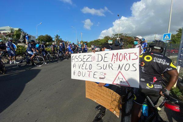 Assez de morts à vélo sur nos routes !