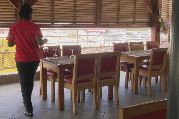 Restaurant en salle 1