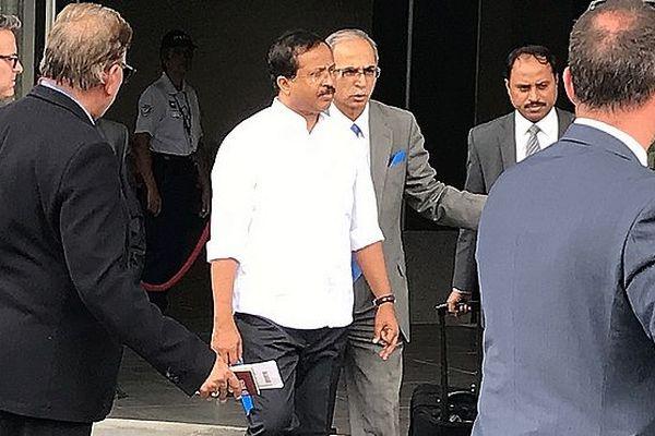 Ministre des Affaires extérieures de l'Inde, Vellamvelly Muraleedharan