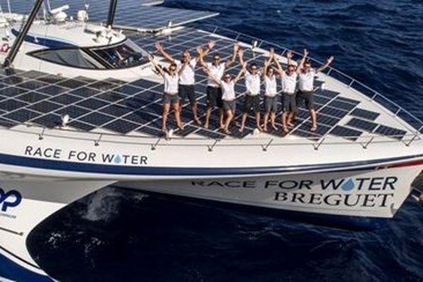 Race for water sera dans les eaux polynésiennes du 6 octobre au 5 novembre
